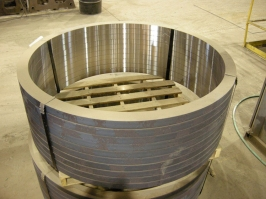 A36 Steel Rolled Welded Ring