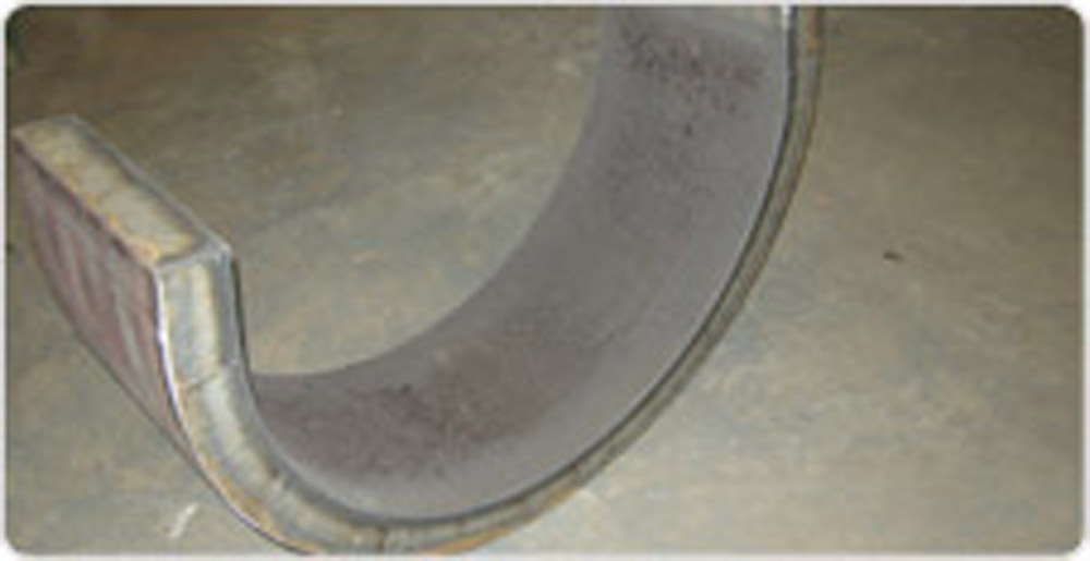Heavy Plate Rolling Segment Cylinder