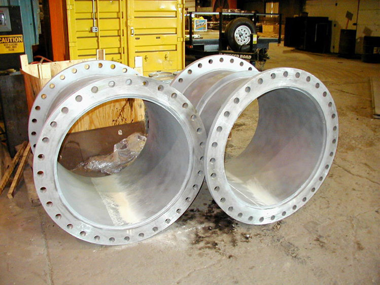 Galvanized Wall Sleeve Flange Spool