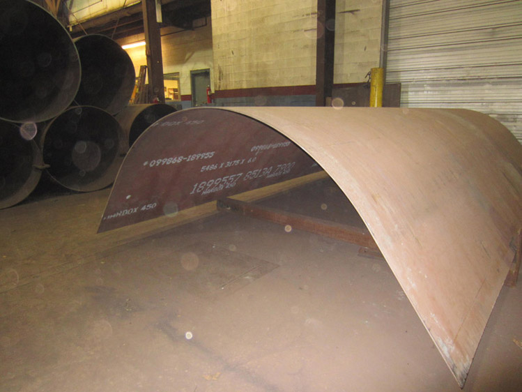 Rolled Steel Wide Plate Rolling