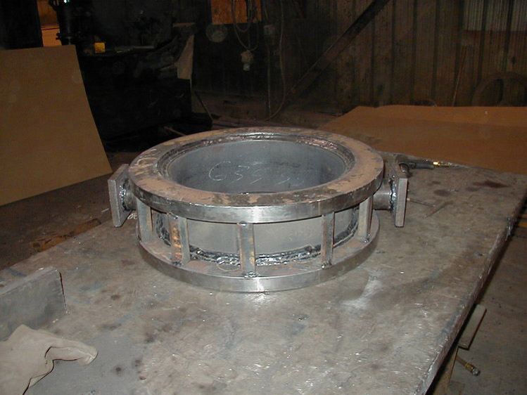 Stainless Steel Valve body Flange